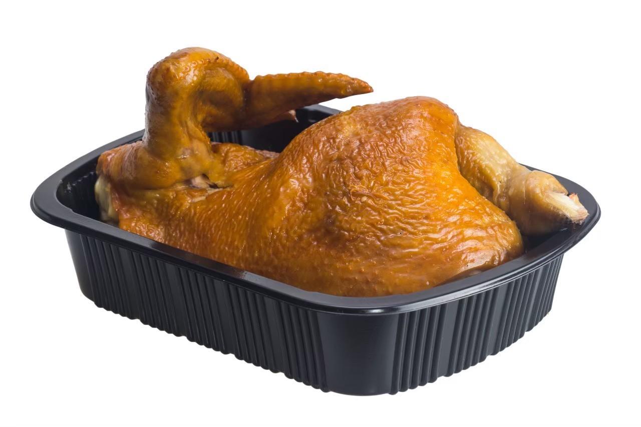 甘蔗煙燻雞