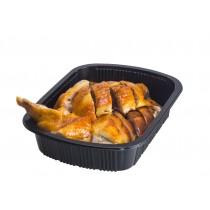 甘蔗煙燻大雞腿